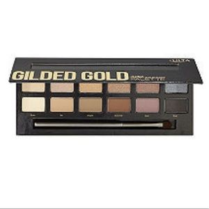 ULTA GILDED GOLD 12 PIECE EYE SHADOW PALETTE